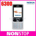 Unlocked Original Nokia 6300 Cell phone Triband Bluetoth Email FM Radio Mp3 player