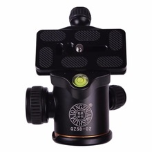 Moveski MV-02 360 degree Aluminum Ball Head for Camera Tripod Monopod