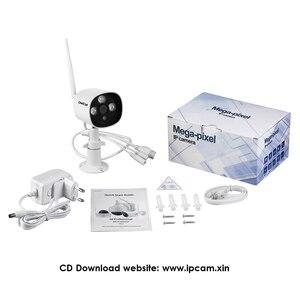 Image 5 - Owlcat Waterdichte Outdoor Bullet Ip Camera Hd 2MP 5MP Surveillance Camera Cctv Microfoon Audio Pickup Sd kaart Ir Night Onvif