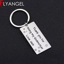 Custom Name Keychain High Quality Key Holder Engraved