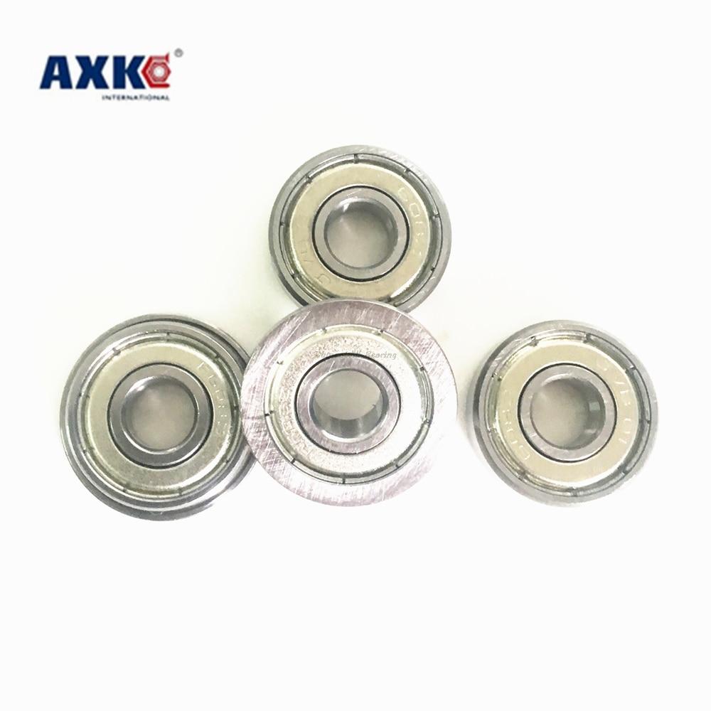 "Double Metal Shielded Ball Bearing R1810 5 PCS 5//16/"" x 1//2/"" x 5//32/"" R1810ZZ"