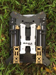 Image 5 - Daya680 Daya 680 מתקפל 4 ציר סיבי פחמן Quadcopter מסגרת w/נחיתה עבור FPV