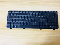 New keyboard for HP 500 510 520 530 HP Compaq 530 series Belgium layout