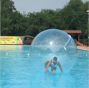 Image 3 - JIA INF Limited edition water walking ball water toys dance ball transparent ball