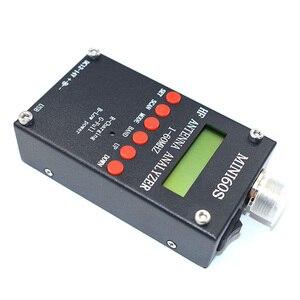 Image 3 - Новинка Bluetooth Android HF ANT анализатор SWR 1 60 МГц Mini60 USB Высокоточный Измеритель антенны MINI60S для любительской радиосвязи