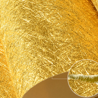 3D Stereoscopic Relief Gold Foil Wallpaper For Living Room Bedroom Ceiling Luxury Gold Silver Glitter Wallpaper