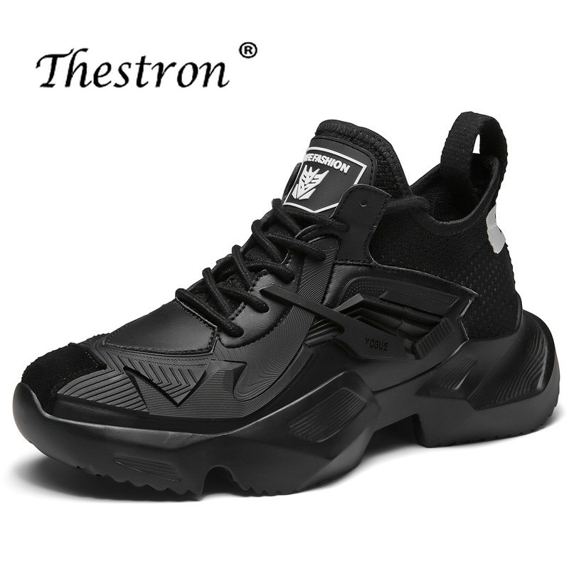 2019 Fashion Sneakers Men Summer Walking Shoes Luxury Brand  Sport Shoes Sport Sneaker Mens Sport Trainers Black White Sneakers