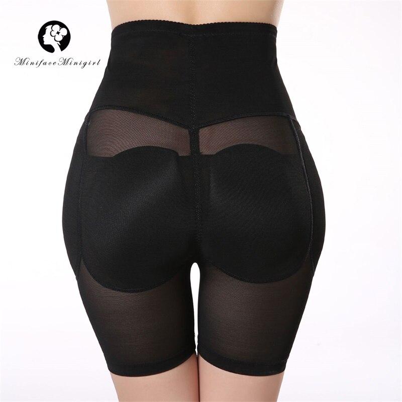 Butt Lifter Shapewear Butt Enhancer and Body Shaper Slimming Underwear Lace Women Tummy Control Panties plus Size 3XL 4XL
