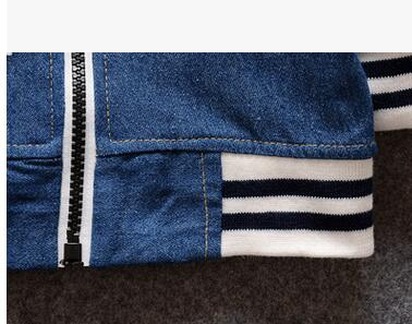 2016-Small-childrens-wear-the-spring-cowboy-splicing-cardigan-T-shirt-piece-coat-The-boy-han-edition-leisure-coat-5