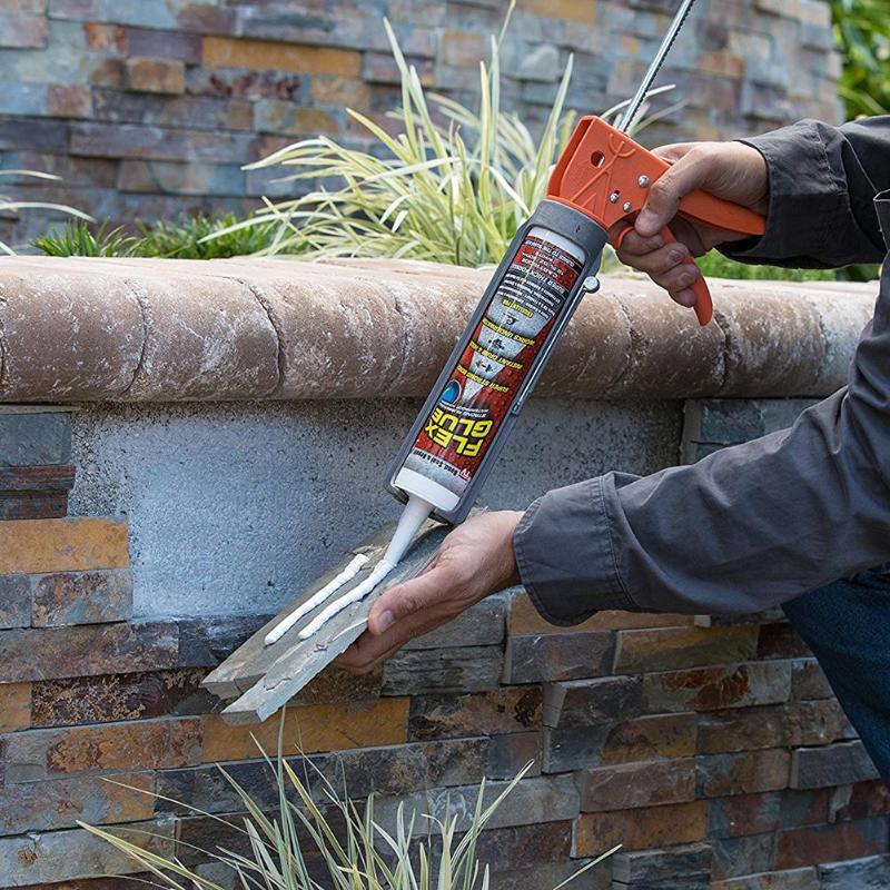 Universale Colla Forte Gommata Impermeabile Casa Cortile All'aperto Adesivo di Riparazione Strumenti di Supporto Per Legno Metallo Piastrelle di Ceramica