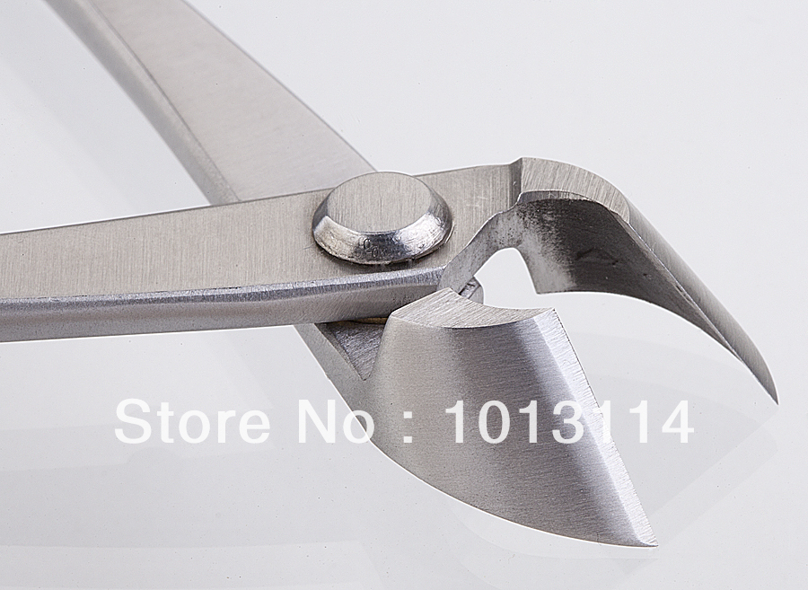 beginner grade BBTS-06 165mm branch cutter straight edge cutter alloy steel bonsai tools