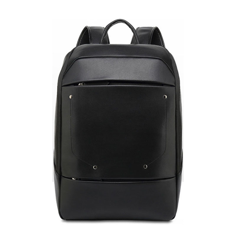 Mini Backpack Men Women Genuine Leather Anti Theft Bagpack 15.6 Inch Laptop Backpack for Teenager Girls Boy Travel Back Pack Bag