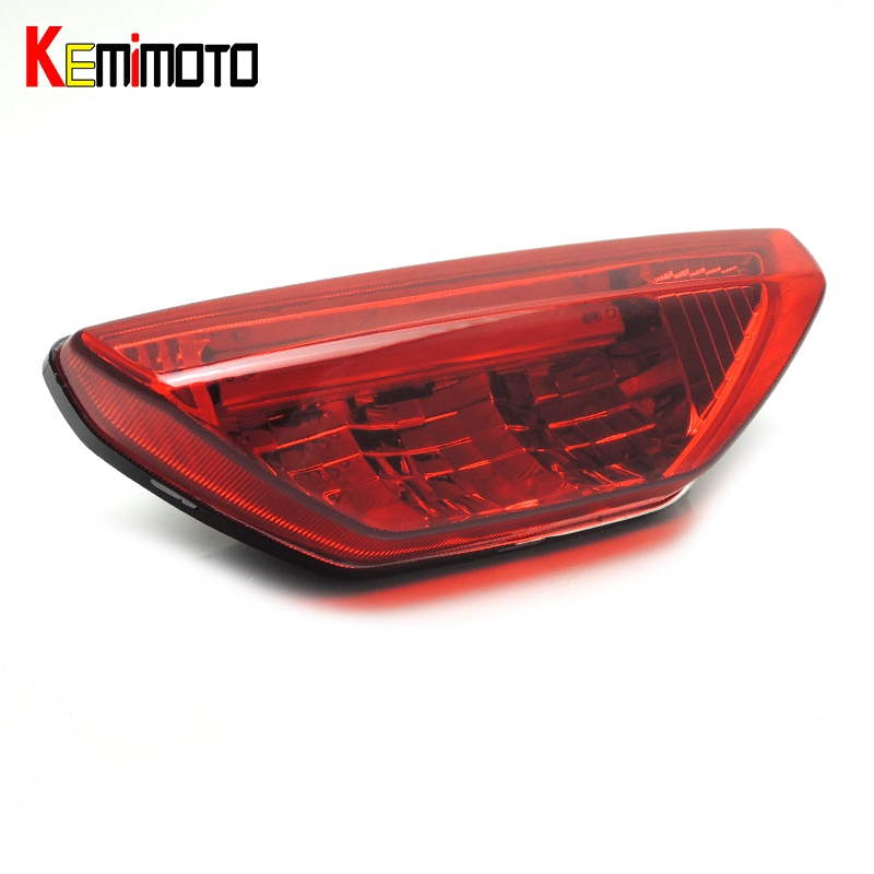 Red Tail Light Taillight for Honda TRX420 TRX500 Rancher Foreman TRX 400EX  RUBICON TRX250 2006-2014 2015Red Tail Light Taillight for Honda TRX420 TRX500 Rancher Foreman TRX 400EX  RUBICON TRX250 2006-2014 2015