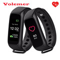 Volemer L30T Color Screen Bluetooth Smart Bracelet RGB Display Heart Rate Monitor Cardiaco Smartband Fitness Tracker PK ID107