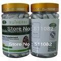 2 бутылка Шиитаке Гриб Извлечение 30% Полисахарид Капсулы, отличный усилитель иммунной системы