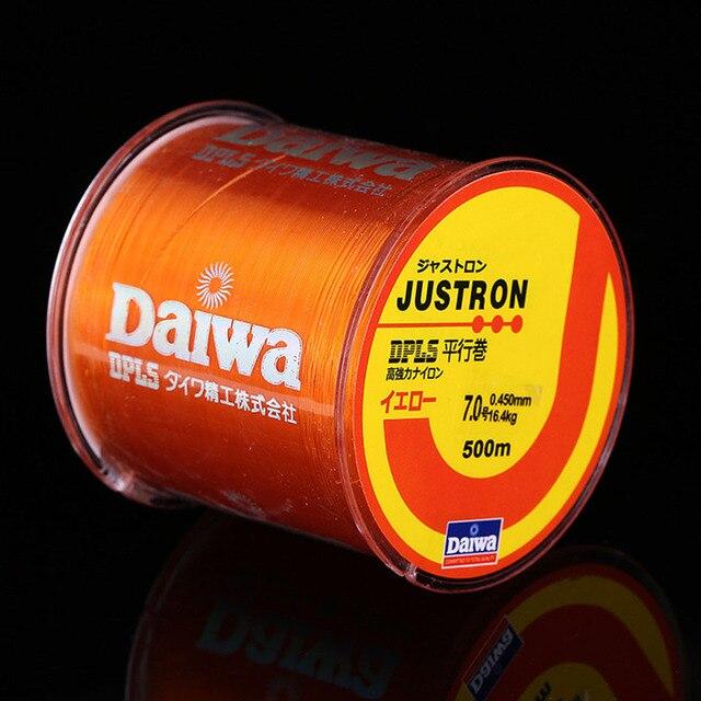 Daiwa Nylon Fishing Line 500M 2-35LB Monofilament Line 3
