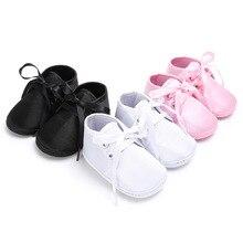 Infantil Da Criança Do Bebê Da Menina Do Menino Sapatos Sapatos de Sola Macia Moda Recém-nascidos Crianças Berço Bebe Primeiros Sapatos Caminhantes Para Recém-nascidos 0-18 Meses