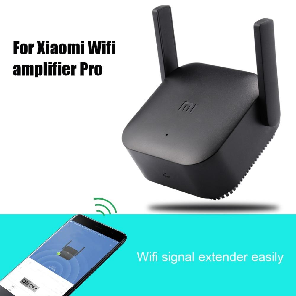 Original Xiaomi Wifi Amplifier Pro 300mbps Amplificador Wi Fi 2 Repeater Extender Usb 1 Manual