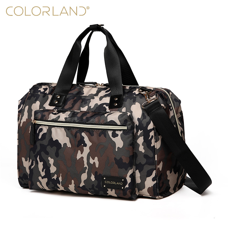 Baby Care Diaper Bag Travel Hobos Camo Organizer Tote Baby Changing Bags Nappy Maternity Bag for Mother and Dad 40*27*17cm comfast 2 4ghz outdoor cpe bridge 150mbps long range signal booster extender 2 3km wireless ap 14dbi outdoor wifi repeater