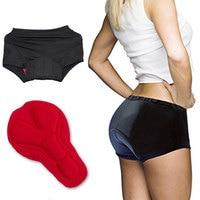 YKYWBIKE Women Cycling Underwear Bicycle Mountain MTB Shorts Riding Bike Sport Underwear 3D Padded Shorts Bermuda