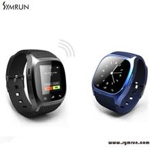 Symrun Neue Sport Bluetooth Smart Watch Armbanduhr M26-UHR Smartwatch M26