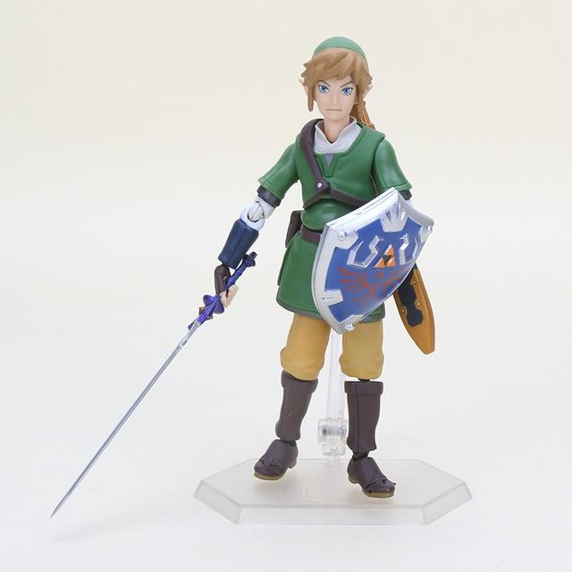 Nendoroid la leyenda de Zelda Skyward Sword Link Skull Kid con ...
