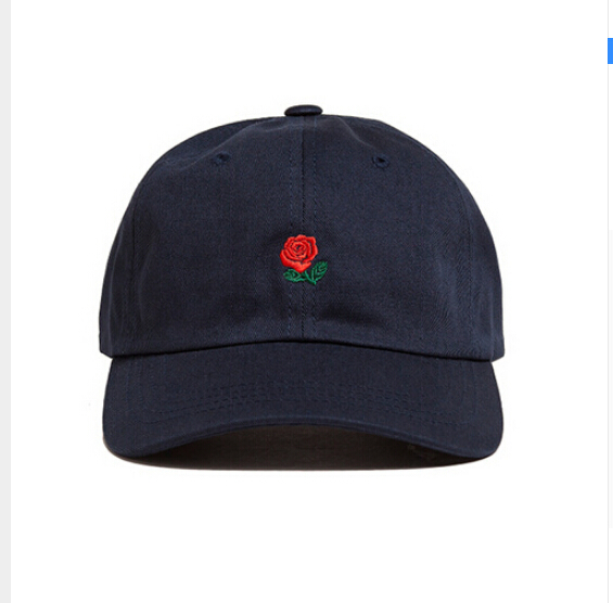 Aliexpress Buy Brand Cap Rose Embroidery Hat Kanye West Bear