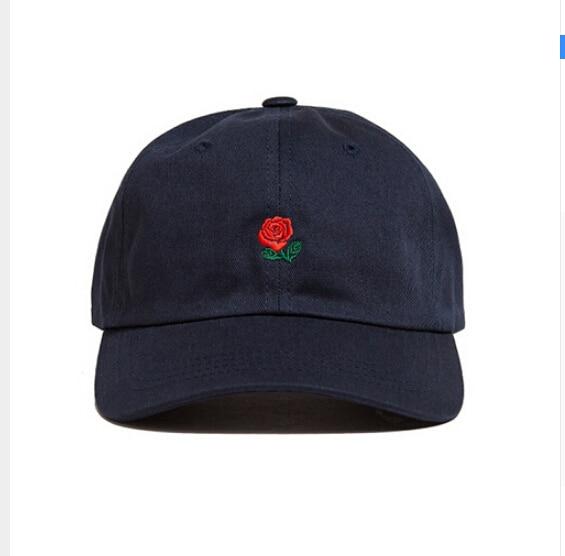 db826111f7e Brand cap Rose embroidery hat kanye West bear Cap snapback dad cap designer  hats I Feel Like pablo caps casquette
