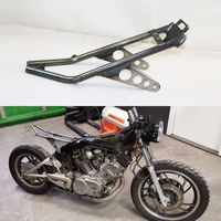 Handmade Modified Cafe Racer Seat SUBFRAME For YAMAHA VIRAGO XV750 /920 CAFE RACER SUBFRAME
