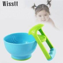 Wisstt научиться шлифовки ребенку чаши мельница добавка блюда пищевая шлифовальные питание