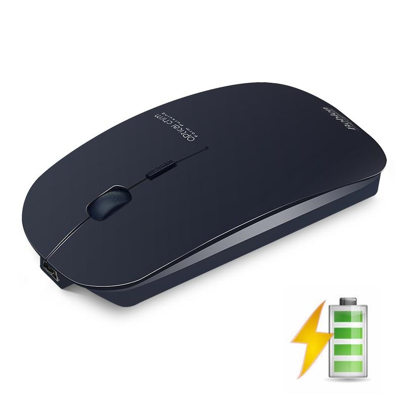 Boblen T8 2.4GHz simsiz şarj edilə bilən 2400DPI USB Optik - Kompüter periferikler - Fotoqrafiya 1