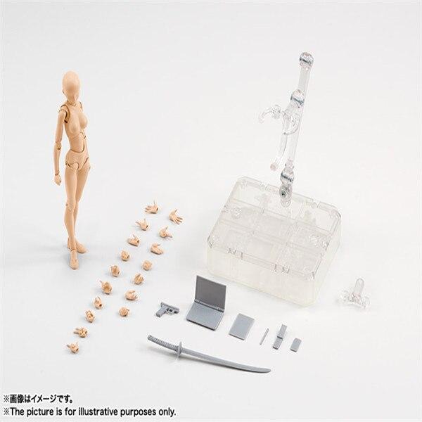 BODY KUN / BODY CHAN BJD de alta calidad Gray Color Ver. Figura de - Figuritas de juguete - foto 4