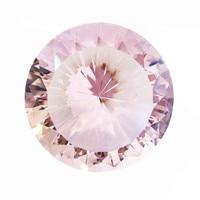 Розовый 150 мм 1 шт. Стекло Кристалл многогранный алмаза пресс папье Стекло искусств Запчасти украшение для подарки на день рождения вечерние
