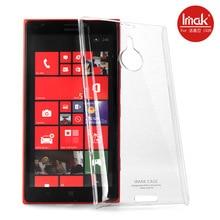 IMAK Crystal Case II Ультра Тонкий Прозрачный износостойкой ПК Футляр Чехол Для Nokia Lumia 1520 Телефон Сумка случаях