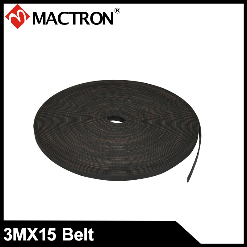3MX15 Belt For XY Stage Laser Cutting And Engraving Machine