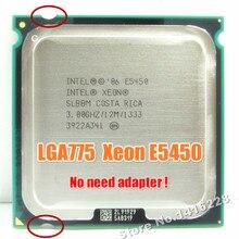 Xeon E5450プロセッサ3.0ghz 12メートル1333mhzに等しいインテルQ9650 lga 775マザーボード不要上で動作アダプタ