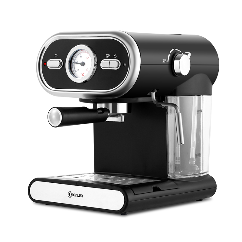 Automatic Espresso Coffee Machine Coffee Machine Household Italian Semi-Automatic Fresh Steaming Milk Frother professional ce stainless steel electric espresso coffee maker semi automatic 5 10 cups italian coffee machine with milk frother