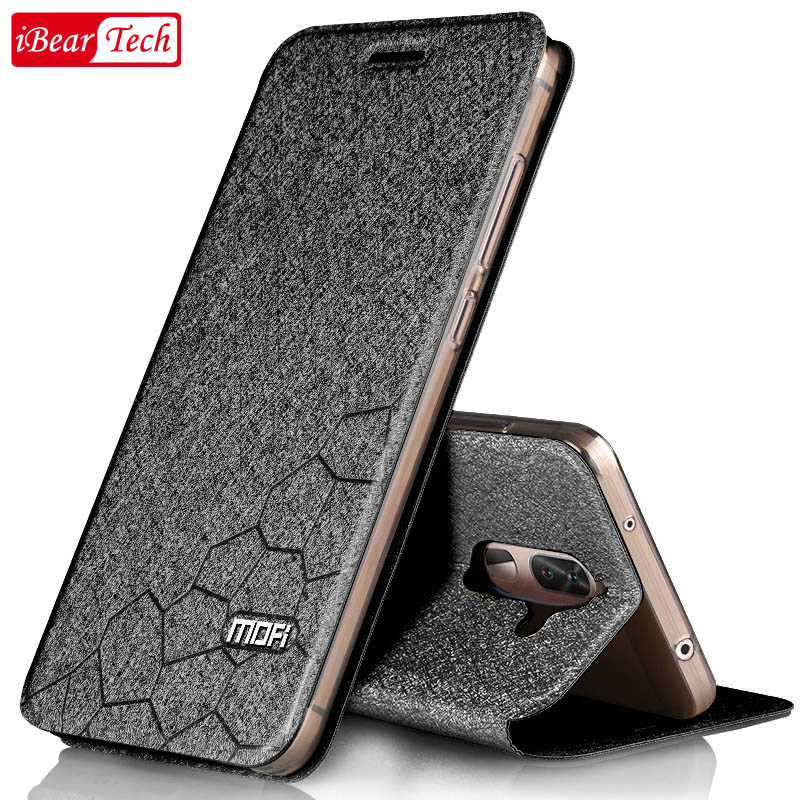 Leeco cool1 dual case leather flip mofi original luxury matte funda letv leeco cool 1 dual