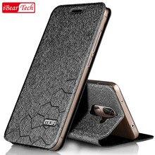 Leeco cool1 dual case leather flip mofi original luxury matte funda letv leeco cool 1 dual camera case coque protective 5.5 C106