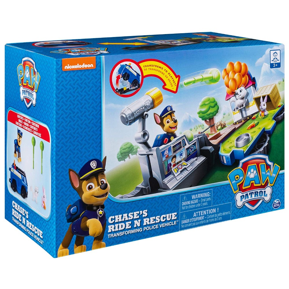 Genuine Paw Patrol Rescue Training center Puppy Patrol Play Set Action Figure tracker chase Patrulla Canina Juguete kids toy Hot Щенячий патруль
