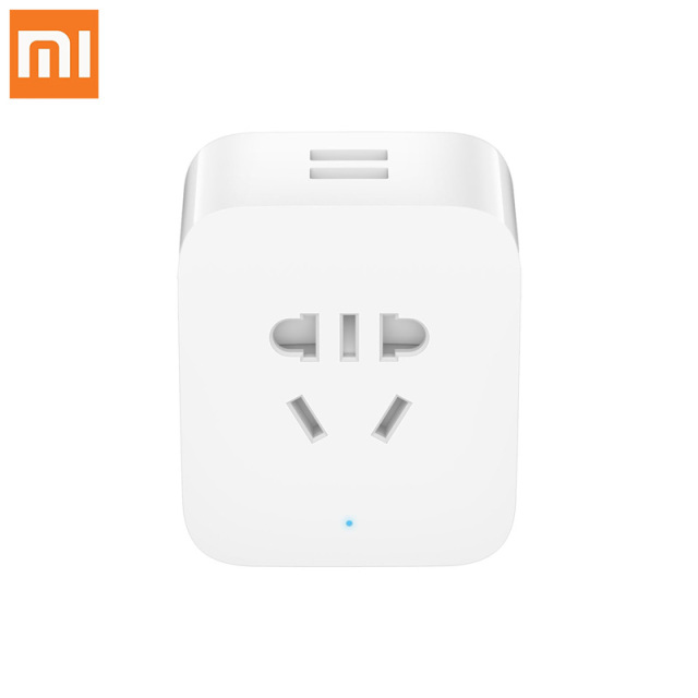 Original xiaomi socket mi home WIFI multi function USB electric statistics smart socket enhanced version
