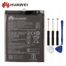 Original Replacement Battery Huawei HB386280ECW For Huawei honor 9 P10 Ascend P10 Authentic Phone Battery 3200mAh hua wei original battery hb386280ecw for huawei ascend p10 honor 9 mobile phone batteria li ion 3200mah tools