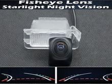 1080P Fisheye LensTrajectory Tracks Car Rear view Camera for Ford Focus 2007 2008 2009 2010 2011 2012 Fiesta 2007 2008 2009 2010 стоимость