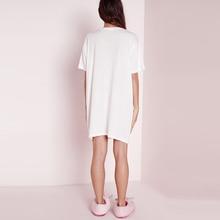 Simple Summer Women's T-Shirt Short Sleeve with print