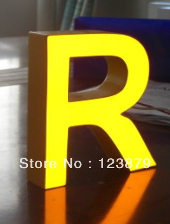LED acrylic led signs,LED Logos,3D block letters-in LED