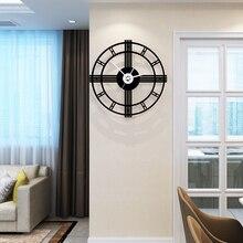 2019 MEISD Acrylic Round Wall Clock Modern Metal Pointer Silent Quartz Clocks Living Room Home Decoration Free Shipping