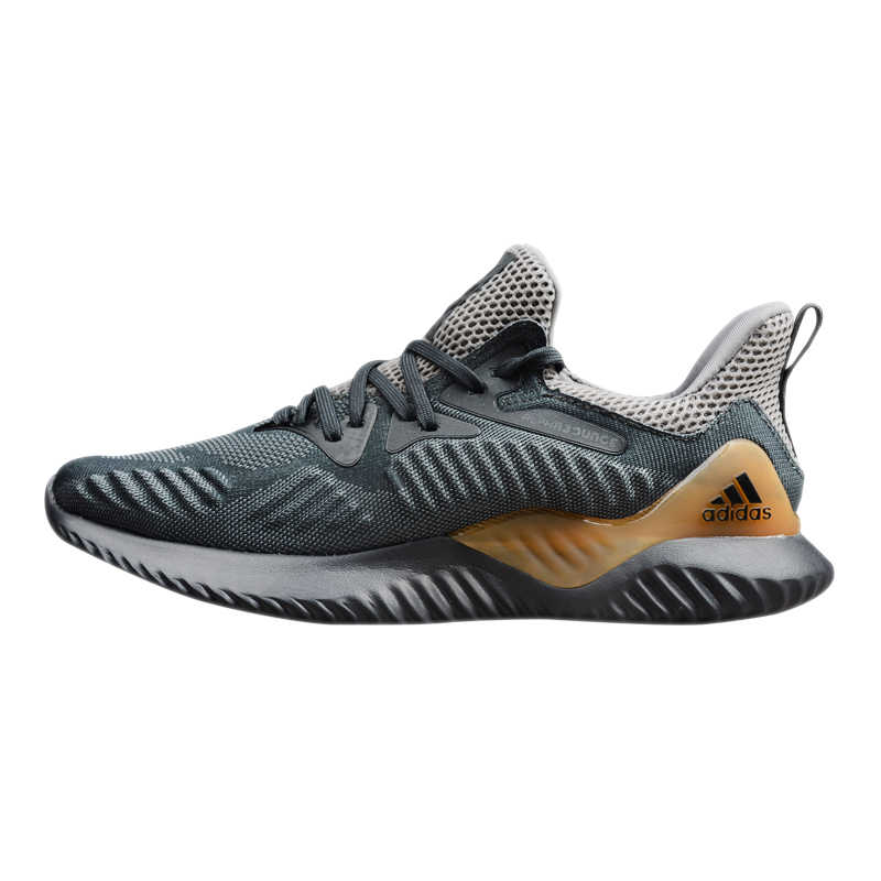b87a81a923d7c ... Adidas Alphabounce Beyond Men s Running Shoes Original Sports Outdoor  Sneakers Shoes Grey Dark Grey Breathable ...