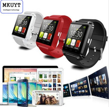 Free Shipping U8 1.48″ Bluetooth Sport Smartwatch MTK chip, health monitoring, exercise, pedometer for Android Smartphone
