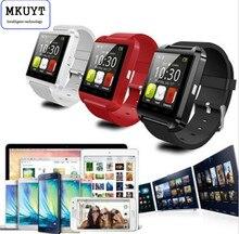 """Freies Verschiffen U8 1,48 """"Bluetooth Sport Smartwatch MTK chip, gesundheitsberichterstattung, übung, schrittzähler für Android Smartphone"""