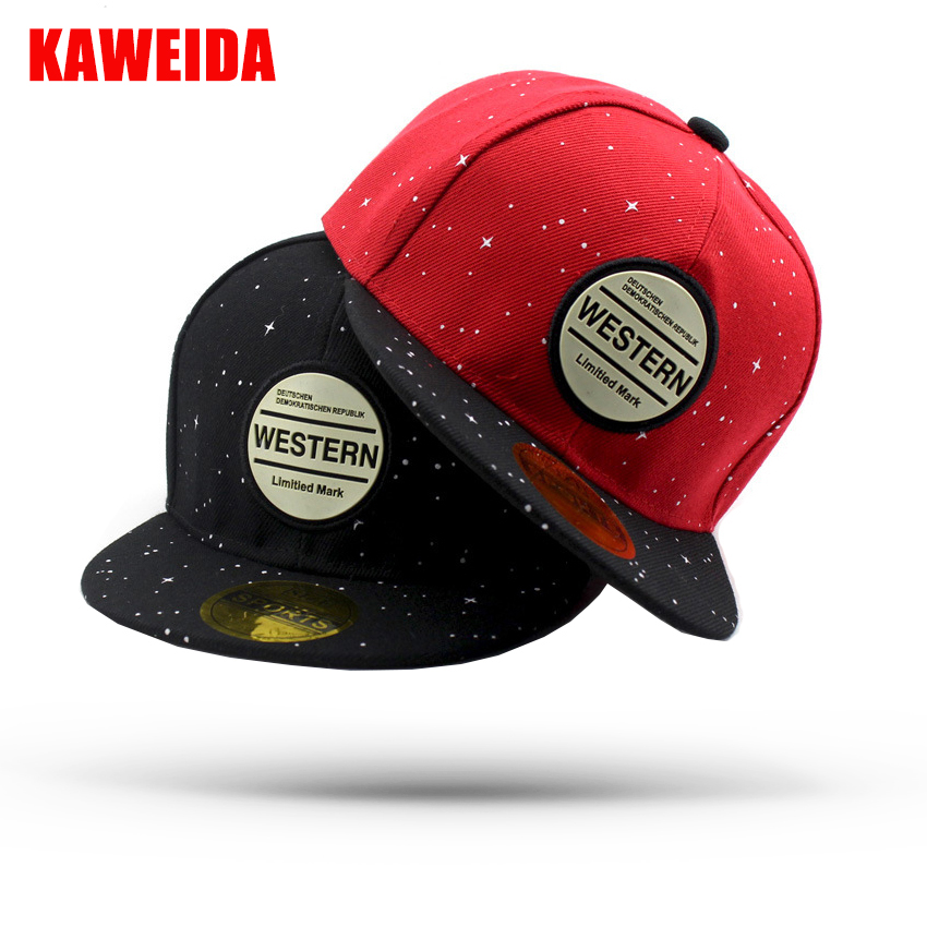 3964126903c08 Detail Feedback Questions about 2018 Western Letters Baseball Caps Kids  Children Gorra Para Mujer Hiphop Snapbacks Boys Girls Hats Bone Ny 50 54CM  on ...